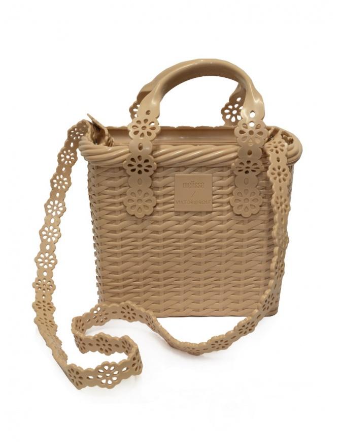 Melissa + Viktor & Rolf Irish beige bag 34224 16437 BEIGE IRISH OP bags online shopping
