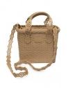 Melissa + Viktor & Rolf Irish beige bag buy online 34224 16437 BEIGE IRISH OP