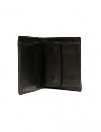 Guidi dripping black wallet price
