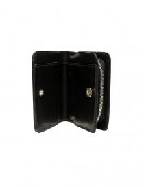 Guidi piccolo portamonete dripping nero portafogli acquista online