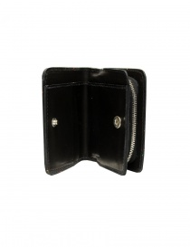 Guidi small black dripping coin purse wallets buy online