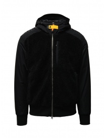 Parajumpers Rhino black bomber jaket with hood online