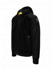 Parajumpers Rhino black bomber jaket with hood price