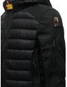 Parajumpers Kinari nero maniche in tessuto PMJCKKU02 KINARI BLACK 541 acquista online
