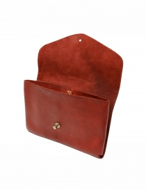 Guidi red horse leather envelope wallet wallets buy online