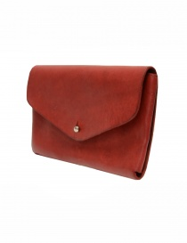 Guidi red horse leather envelope wallet price