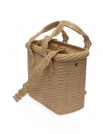 Melissa + Viktor & Rolf Irish beige bag buy online