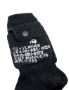 Kapital black socks with side pocket K2003XG513 I-B price