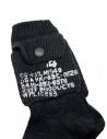 Kapital calzini neri con tasca laterale K2003XG513 I-B prezzo