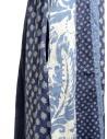 Kapital long sleeveless indigo mixed fantasy dress K2004OP145 IDG buy online