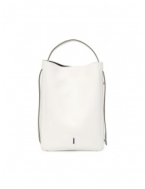 Bags online: D'Ottavio E47 white rectangular bag