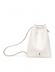 D'Ottavio E47 white rectangular bag