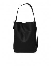 D'Ottavio E47 rectangular black bag bags buy online
