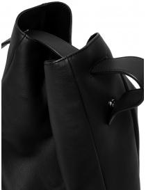 D'Ottavio E47 rectangular black bag buy online price