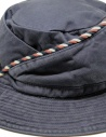 Kapital blue fisherman hat with string K2004XH527 NV buy online