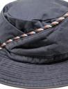 Kapital cappello da pescatore blu con cordino K2004XH527 NV acquista online