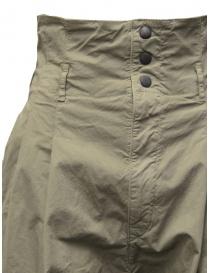 Kapital khaki high-waisted multi-pocket pants womens trousers price