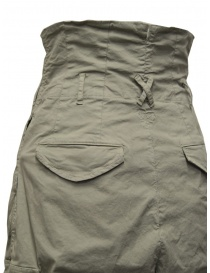 Kapital khaki high-waisted multi-pocket pants buy online price