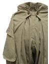 Kapital pantalone largo con tasche laterali khaki prezzo K2005LP197 KHAshop online