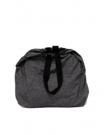 D'Ottavio E48 black lizard print round bag buy online price