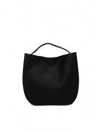 Bags online: D'Ottavio E48 black round bag
