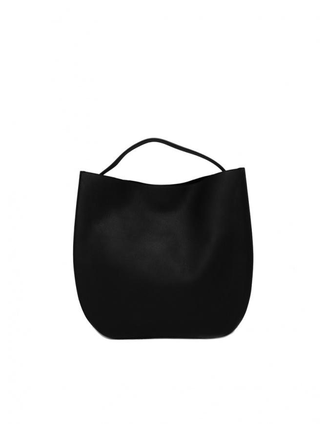 D'Ottavio E48 black round bag E48VO999 bags online shopping