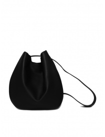 D'Ottavio E48 black round bag