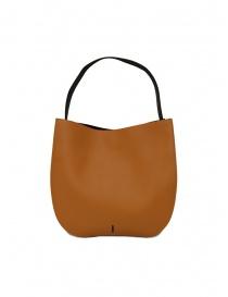 D'Ottavio E48 caramel and black round bag bags price