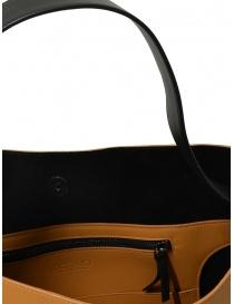 D'Ottavio E48 caramel and black round bag buy online price