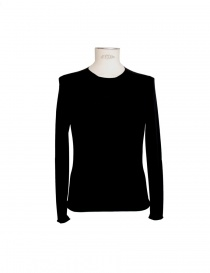 Label Under Construction black cashmere sweater online