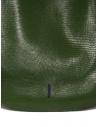 D'Ottavio E48 green lizard effect round bag price E48TS502 shop online