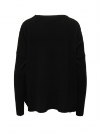 Ma'ry'ya black pullover with pocket