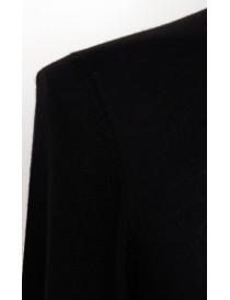 Maglia Label Under Construction cashmere nera maglieria uomo acquista online