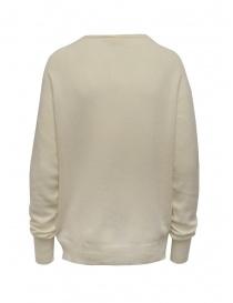 Ma'ry'ya white cashmere sweater price