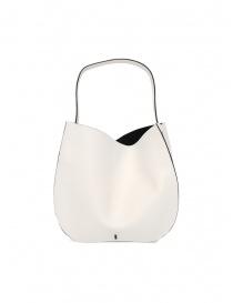 D'Ottavio E48 white round bag bags buy online