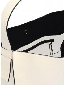 D'Ottavio E48 white round bag buy online price
