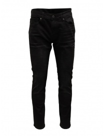 Jeans uomo online: Selected Homme Slim Leon jeans nero