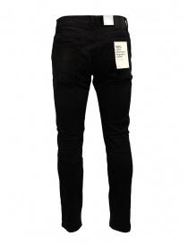 Selected Homme Slim Leon black jeans