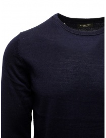 Selected Homme blue merino wool pullover price