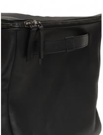 D'Ottavio E70 black lizard printed duffle bag buy online price