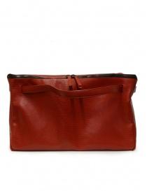 D'Ottavio E70 red duffle bag price