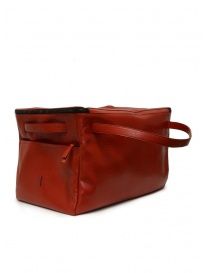 Travel bags online: D'Ottavio E70 red duffle bag