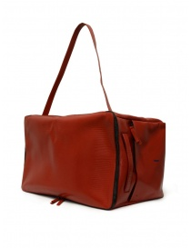 D'Ottavio E70 red duffle bag