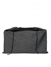 D'Ottavio E70 duffle bag in black leather buy online price