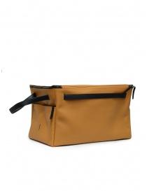 D'Ottavio E70 caramel and black duffle bag travel bags buy online