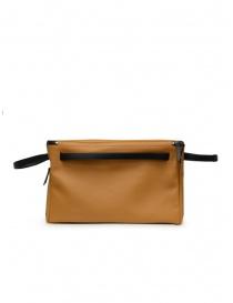 D'Ottavio E70 caramel and black duffle bag travel bags price