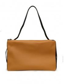 D'Ottavio E70 caramel and black duffle bag buy online price