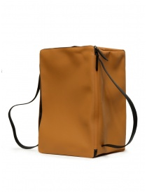 D'Ottavio E70 caramel and black duffle bag