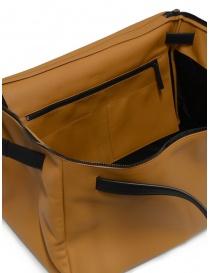 D'Ottavio E70 borsone caramello e nero acquista online prezzo