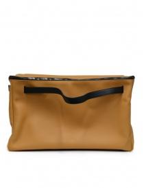 D'Ottavio E70 caramel and black duffle bag price